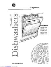 Ge GSD3900 series Manuals