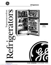 Ge TBX18SABKRWW Manuals