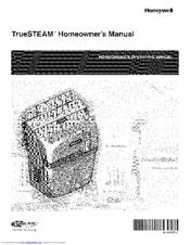 Honeywell TrueSTEAM HM512 Manuals