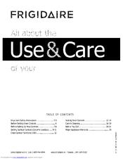 Frigidaire FFEF3043LSK Manuals