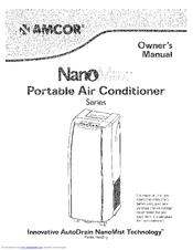 Amcor Portable Air Conditioner Af11000e Parts