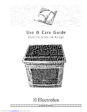 Electrolux EW30ES6CGS5 Manuals