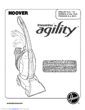 Hoover SteamVac AGILITY Manuals