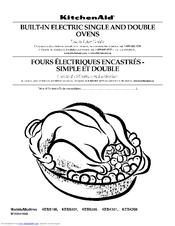 Kitchenaid KEBS109 Manuals