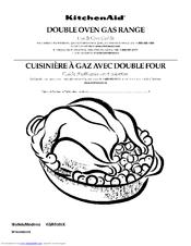 Kitchenaid KGRS505XSS Manuals