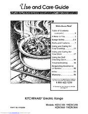Kitchenaid KESC300 Manuals