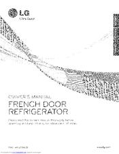 Lg LFX28979ST Manuals