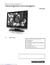 MAGNAVOX 19MF338B MANUAL PDF