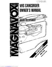 Magnavox CVT325AV01 Manuals