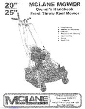 Mclane 20-3.5RP-7 Manuals