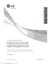 Lg LFX28968ST Manuals