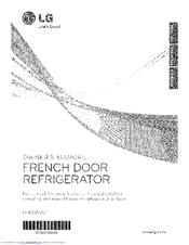 Lg LFX33975ST Manuals