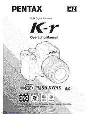 Pentax K-r Manuals