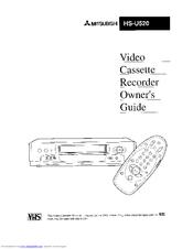 Mitsubishi HS-U520 Manuals