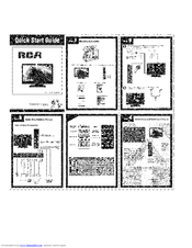 Rca LED24A45RQ Manuals