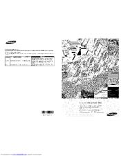 Samsung HL67A750A1F Manuals