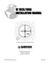 Garmin GI-106A Manuals