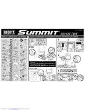 Weber Summit E-450 Manuals
