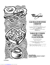 Whirlpool SCS3617 Manuals