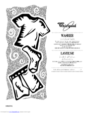 Whirlpool LHW0050PQ Manuals