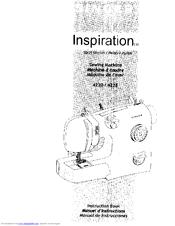 Singer Inspiration 4220 Manuals