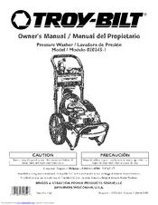 Troy-bilt 020245-1 Manuals