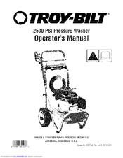 Troy-bilt 20296 Manuals