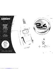 Uniden DCT646 Series Manuals