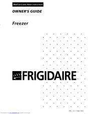 Frigidaire FFU20F9GW Manuals