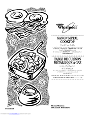 Whirlpool W5CG3625XS00 Manuals