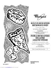 Whirlpool GSC309PVS02 Manuals