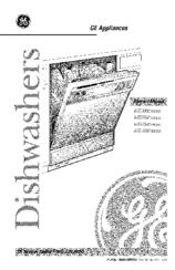 Ge GSD2600 series Manuals