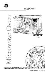 Ge JE1540 Manuals