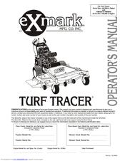 Exmark Turf Tracer TT23KAC Manuals