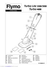 Flymo VISION COMPACT 330 Manuals