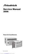 Friedrich EM18L34-A Manuals