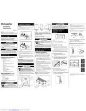 Frigidaire FGHD2455LW Manuals