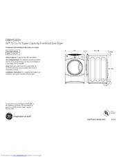 Ge DBVH510GH Manuals