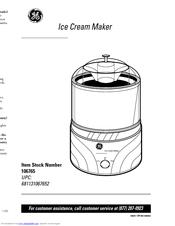 Ge 106765 Manuals