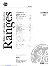 Ge Profile PB975 Manuals