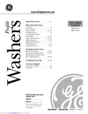 Ge Dryer Manuals