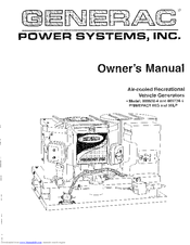 Generac Power Systems PRIMEPACT 66G Manuals