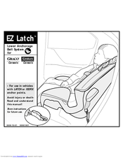 Graco Carseat Manuals
