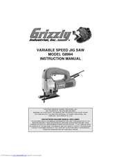 Grizzly G8994 Manuals