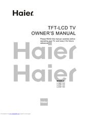 Haier L24B1180 Manuals