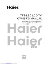 Haier LE32B13200 Manuals