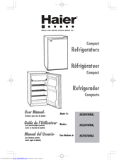 Haier BC110 Manuals