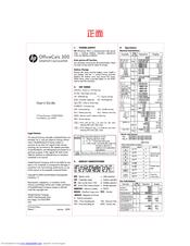 Hp LaserJet Pro 300 Manuals