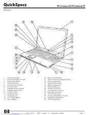 Hp Compaq NX9420 Manuals