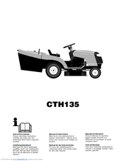 Husqvarna CTH135 Manuals